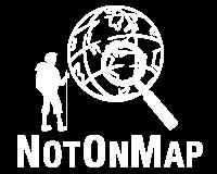 NotOnMap logo