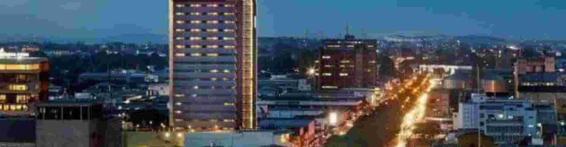 LUSAKA CITY header image