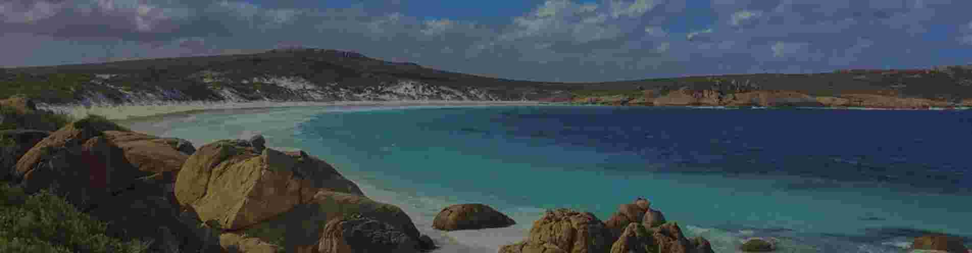 Greg Grainger on the Eyre Peninsula header image